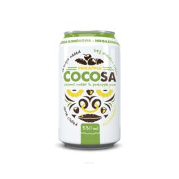 Kokosova voda z ANANASOM gazirana 330ml