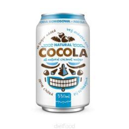 Kokosova voda NEGAZIRANA, Dietfood 330ml