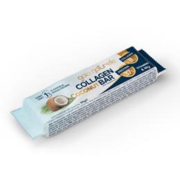 Proteinska ploščica s KOLAGENOM kokos