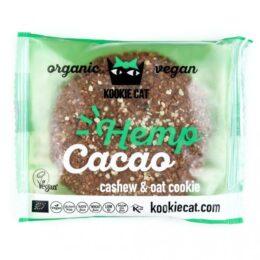 BIO piškot konopljina semena 50g Kookie cat