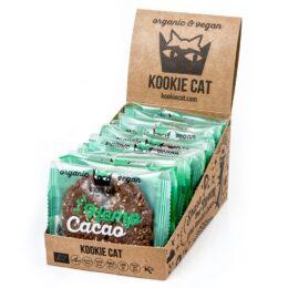 Kookie cat paket polnovrednih piškotov KONOPLJA 12x50g