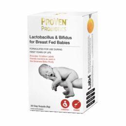 Probiotiki za doječe otročke 30 Proven