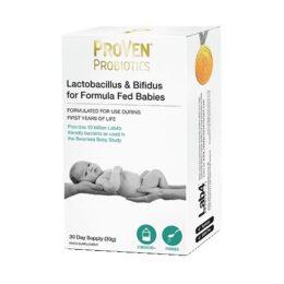 Probiotiki za nedoječe otročke 30 Proven