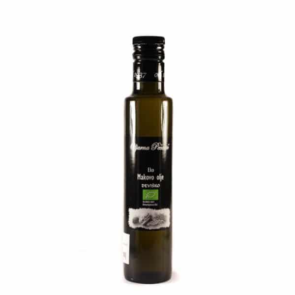 Makovo olje iz ekološke pridelave 250ml