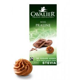Čokolada brez sladkorja praline Cavalier 40g