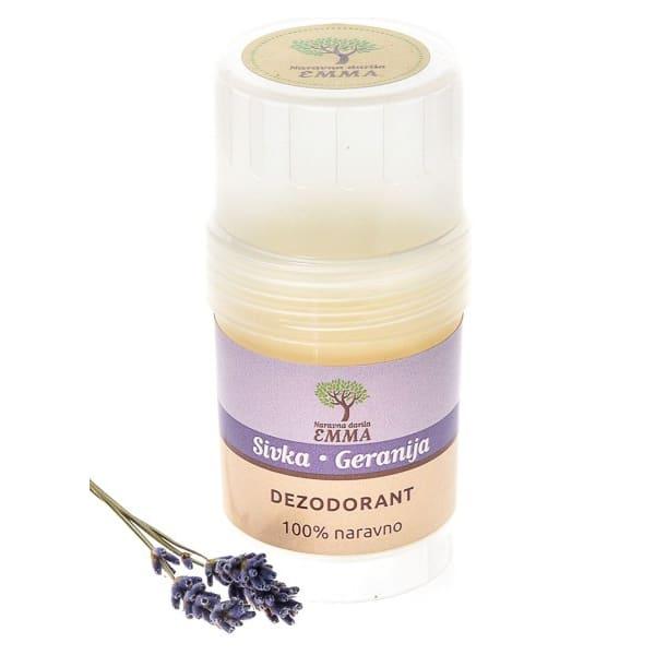 Naravni dezodorant Sivka EMMA
