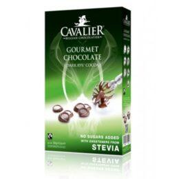 Čokoladne kapljice brez sladkorja za peko Cavalier 300g