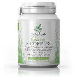 Ekološki B kompleks 30 kapsul