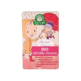 Otroški imuno čaj BIO Kottas 20 filter vrečk