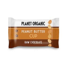 Panut butter cup Planet organic 25g