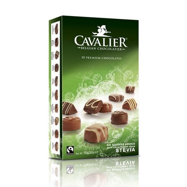 Premium praline brez sladkorja Cavalier