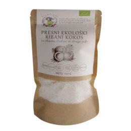 Ekološki ribani kokos Drobtinka 200g