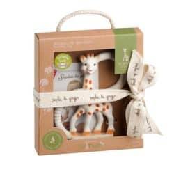 Obroček za grizenje Žirafa Sophie