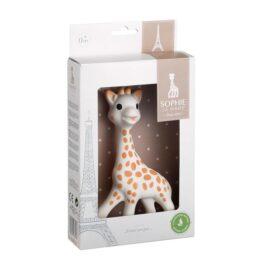 Naravno grizalo Žirafa Sophie