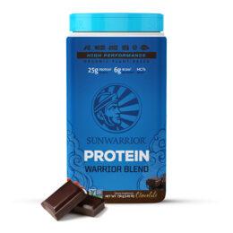 Sunwarrior Warrior Blend rastlinski proteini Čokolada 750g
