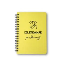 Izletkanje po Sloveniji Tinka Planinka