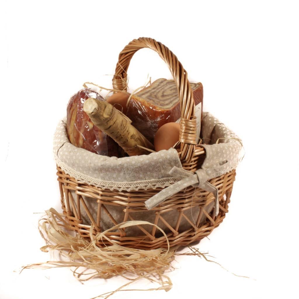 Paket velikonočnih dobrot