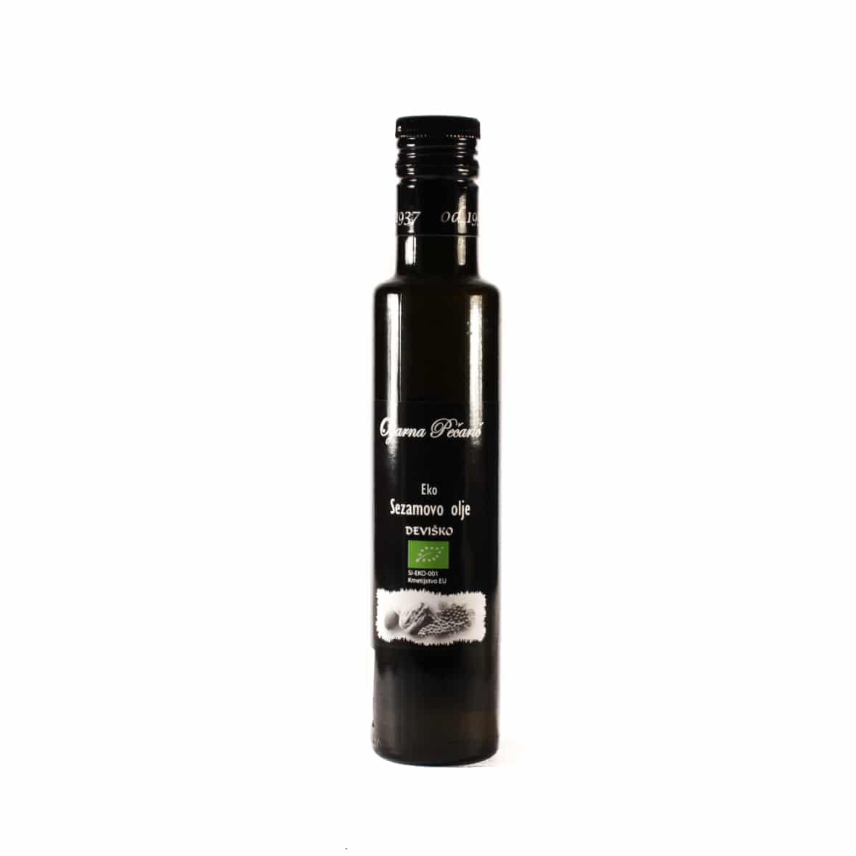 Oljčno olje ekološke pridelave 0,5l