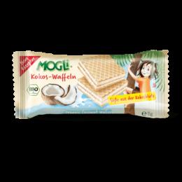 Ekološka napolitanka s kokosovo kremo 15g Mogli