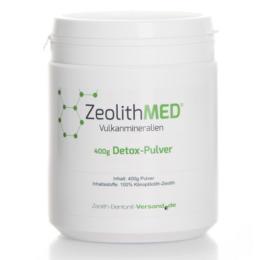ZeolithMED detox v prahu 400G